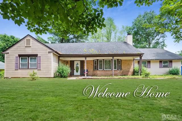2 Stockton Drive, Marlboro, NJ 07746 (MLS #2117953R) :: Kiliszek Real Estate Experts