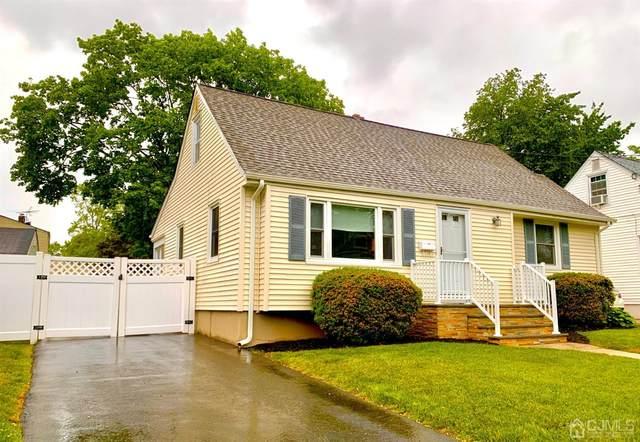 109 Main Street, Metuchen, NJ 08840 (MLS #2118017R) :: Gold Standard Realty