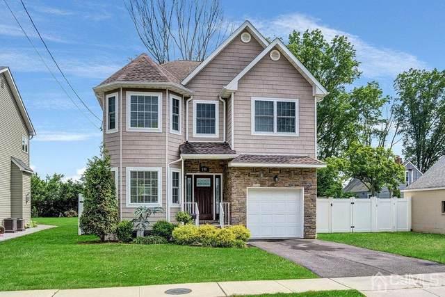 190 Summit Avenue, Fords, NJ 08863 (#2118243R) :: Rowack Real Estate Team