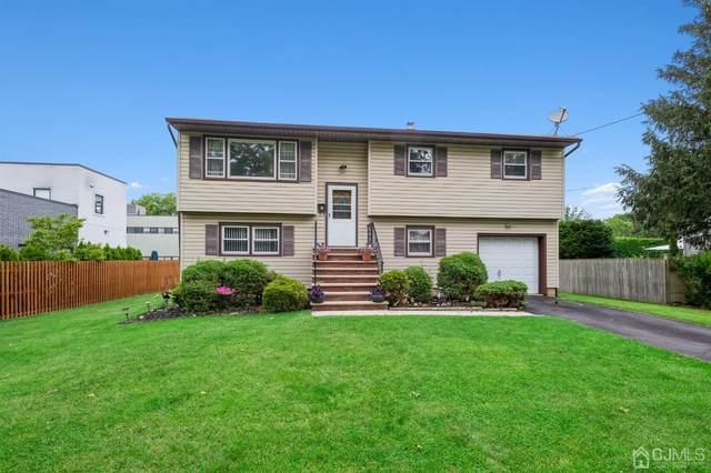111 Carol Place, South Plainfield, NJ 07080 (#2118298R) :: Rowack Real Estate Team