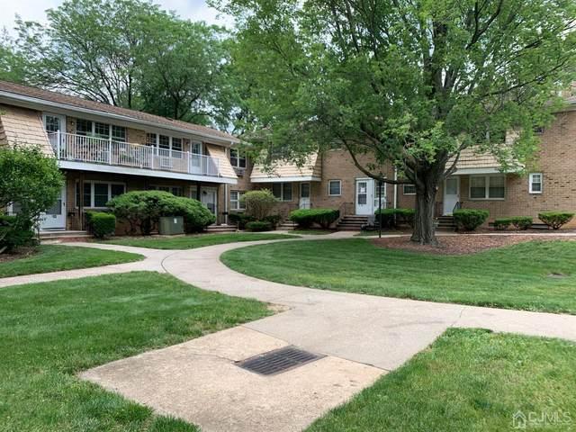 363 Cranbury Road C12, East Brunswick, NJ 08816 (MLS #2118444R) :: Provident Legacy Real Estate Services, LLC