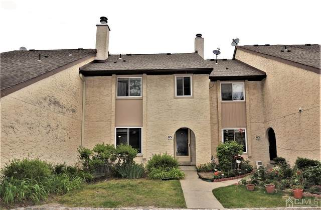 85 Tennyson Drive, Plainsboro, NJ 08536 (#2118535R) :: Rowack Real Estate Team