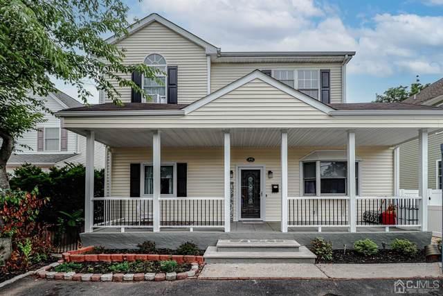 415 Colonia Boulevard, Colonia, NJ 07067 (MLS #2118725R) :: The Dekanski Home Selling Team