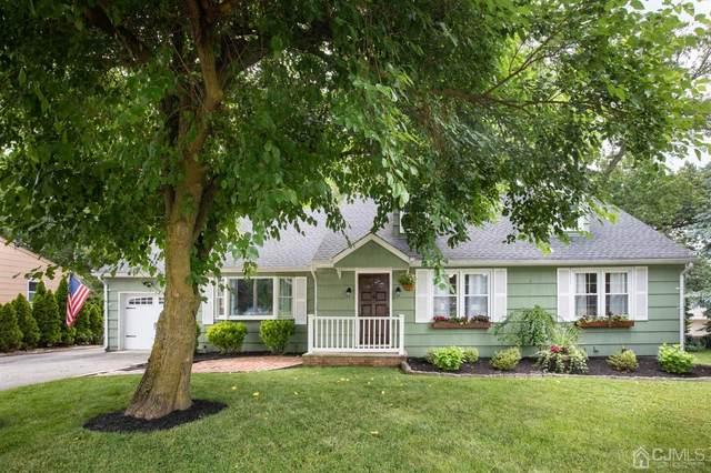 16 Half Acre Road, Jamesburg, NJ 08831 (MLS #2118765R) :: The Dekanski Home Selling Team