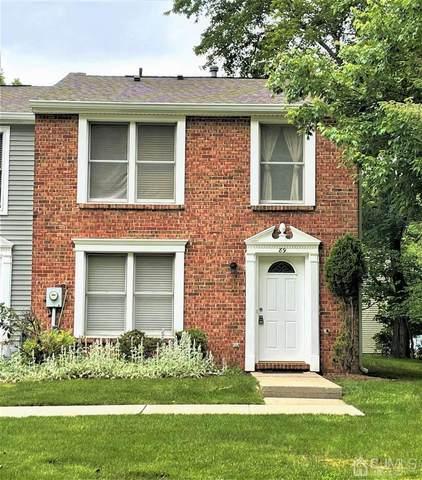 89 Doe Court, South Brunswick, NJ 08852 (MLS #2119057R) :: Parikh Real Estate