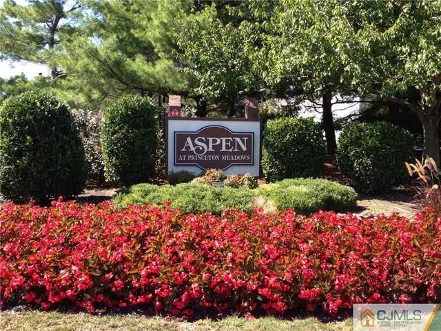 2407 Aspen Drive #2407, Plainsboro, NJ 08536 (MLS #2119224R) :: Provident Legacy Real Estate Services, LLC