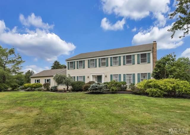 5 Adams Drive, Cranbury, NJ 08512 (#2119685R) :: Rowack Real Estate Team