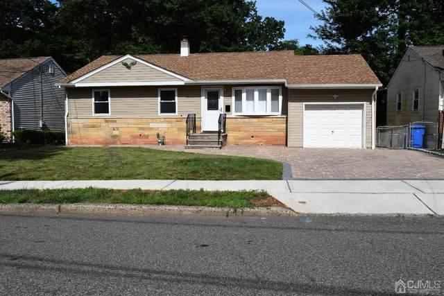 322 Kennedy Street, Iselin, NJ 08830 (MLS #2119687R) :: The Dekanski Home Selling Team