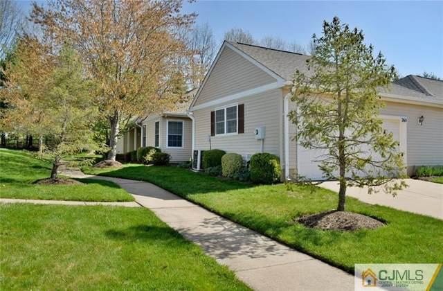 260 Nighthawk Drive, Monroe, NJ 08831 (MLS #2150633M) :: Gold Standard Realty