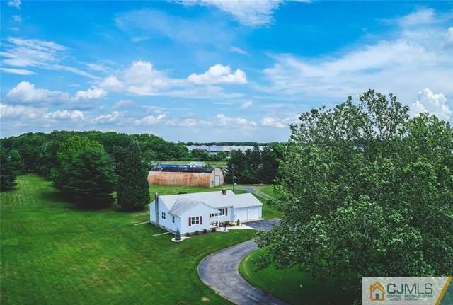 297 Davidson Mill Road, South Brunswick, NJ 08831 (#2150639M) :: Rowack Real Estate Team