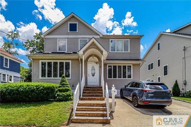 88 Maple Avenue, Metuchen, NJ 08840 (MLS #2150664M) :: William Hagan Group
