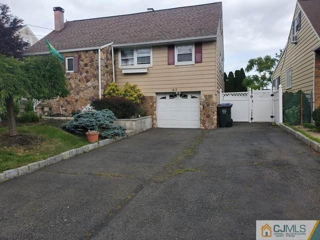 67 Federal Street, Woodbridge Proper, NJ 08840 (MLS #2150763M) :: Kiliszek Real Estate Experts