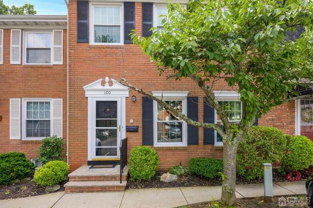 100 Wick Drive, Fords, NJ 08863 (MLS #2200373R) :: Gold Standard Realty