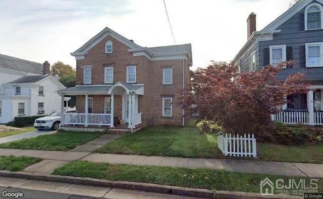165 Grove Street, Woodbridge Proper, NJ 07095 (MLS #2200519R) :: Gold Standard Realty