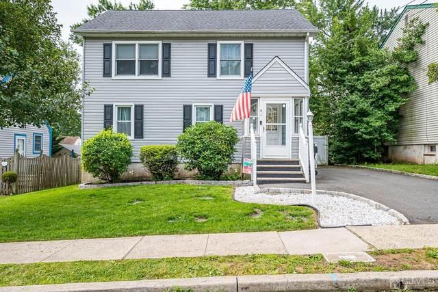 91 Bucknell Avenue, Woodbridge Proper, NJ 07095 (MLS #2200682R) :: Gold Standard Realty