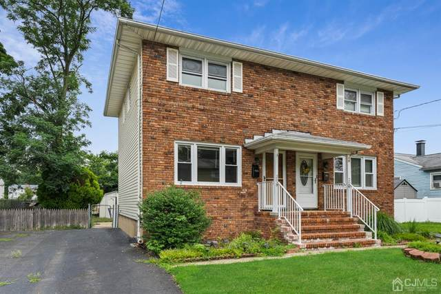 208 4th Street #2, Middlesex, NJ 08846 (MLS #2200767R) :: Gold Standard Realty