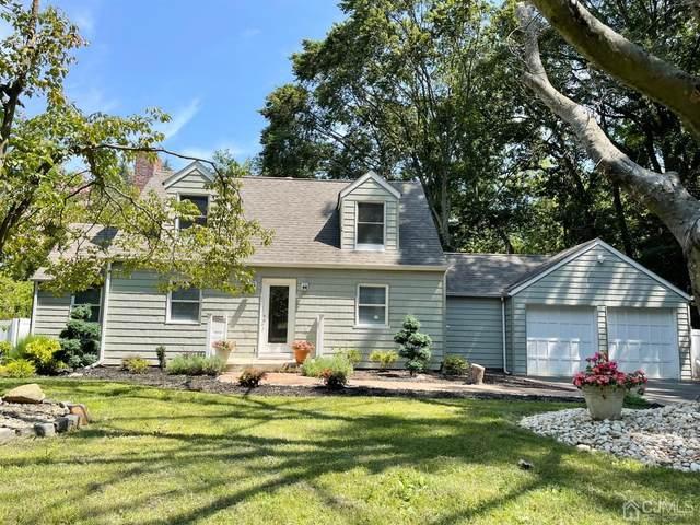 410 Buckelew Avenue, Monroe, NJ 08831 (MLS #2200933R) :: Gold Standard Realty