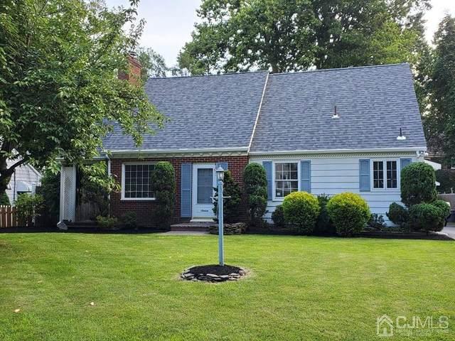 16 Cortlandt Street, Milltown, NJ 08850 (MLS #2200943R) :: Kay Platinum Real Estate Group