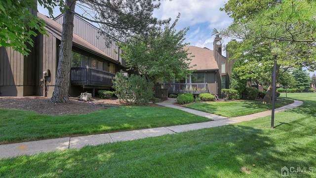 136 Westgate Drive #136, Edison, NJ 08820 (MLS #2201146R) :: Gold Standard Realty