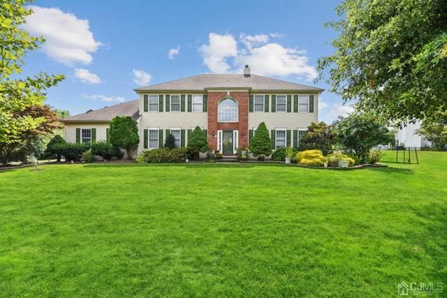 22 Anderson Way, South Brunswick, NJ 08852 (MLS #2201373R) :: Kiliszek Real Estate Experts