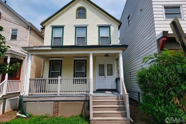 157 Hamilton Street, New Brunswick, NJ 08901 (MLS #2201454R) :: The Sikora Group