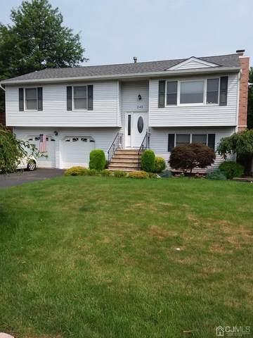 245 Hopkinson Street, South Plainfield, NJ 07080 (MLS #2201577R) :: The Michele Klug Team | Keller Williams Towne Square Realty
