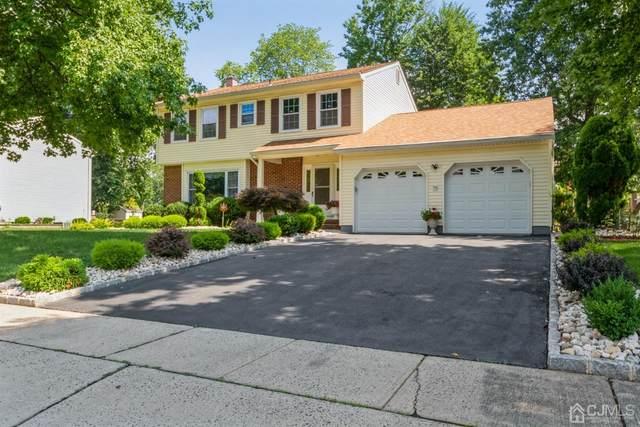70 Staghorn Drive, North Brunswick, NJ 08902 (MLS #2201623R) :: Kay Platinum Real Estate Group