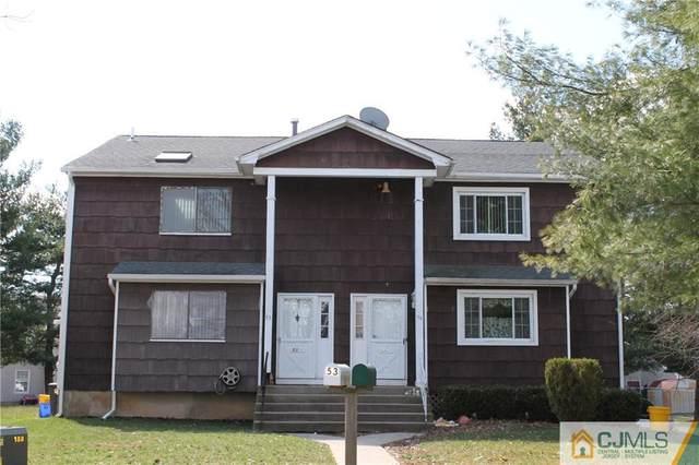 54 Edwina Court, South Brunswick, NJ 08810 (MLS #2201669R) :: REMAX Platinum