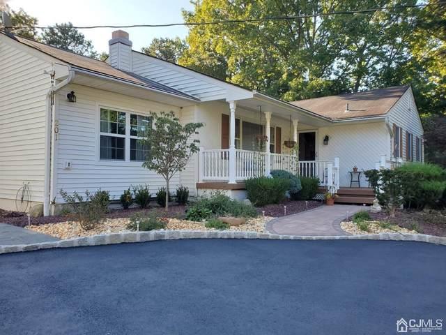 201 Old Forge Road, Monroe, NJ 08831 (#2202021R) :: Rowack Real Estate Team