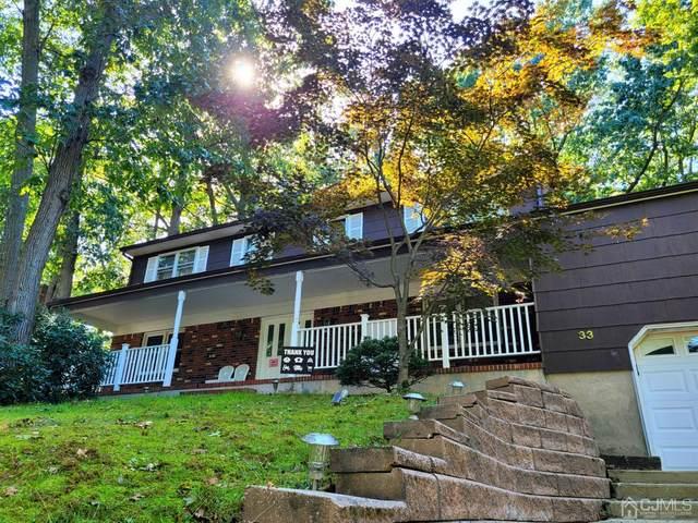 33 Oakcrest Drive, East Brunswick, NJ 08816 (#2202460R) :: Rowack Real Estate Team