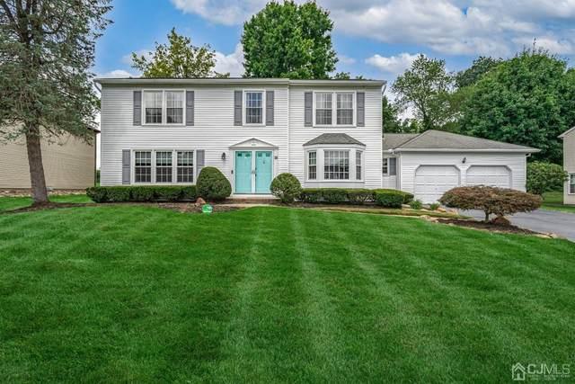 26 Silvers Lane, Plainsboro, NJ 08536 (MLS #2202790R) :: William Hagan Group
