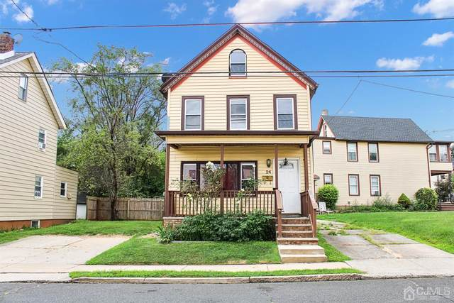24 Gordon Street, South River, NJ 08882 (MLS #2202916R) :: The Michele Klug Team | Keller Williams Towne Square Realty