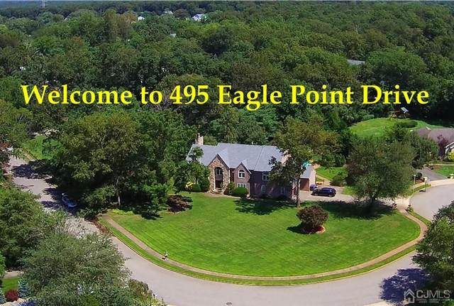 495 Eagle Point Drive, Toms River, NJ 08753 (MLS #2205207R) :: The Sikora Group
