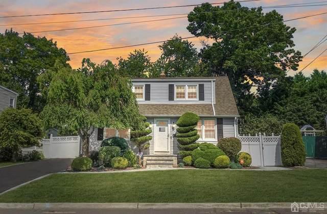 36 Highview Road, East Brunswick, NJ 08816 (MLS #2205742R) :: Gold Standard Realty