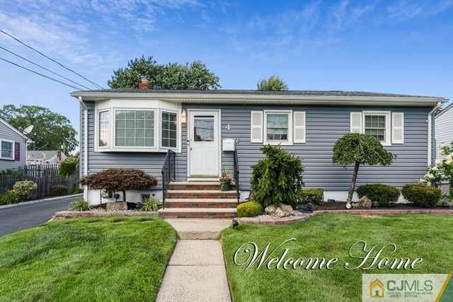 4 George Street, Avenel, NJ 07001 (MLS #2250111M) :: Kiliszek Real Estate Experts