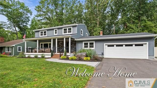 179 Dorchester Drive, East Windsor, NJ 08520 (MLS #2250420M) :: William Hagan Group