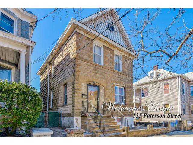 135 Patterson Street, Perth Amboy, NJ 08861 (MLS #1714941) :: The Dekanski Home Selling Team