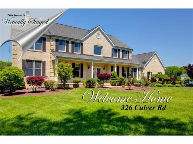 326 Culver Road, South Brunswick, NJ 08852 (MLS #1716474) :: The Dekanski Home Selling Team