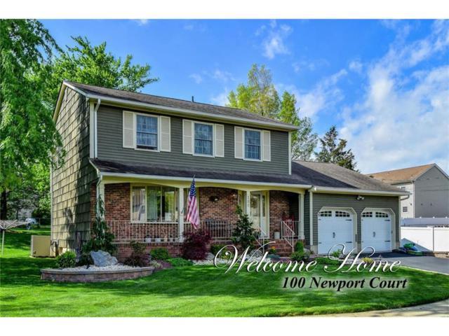 100 Newport Court, Fords, NJ 08863 (MLS #1716803) :: The Dekanski Home Selling Team
