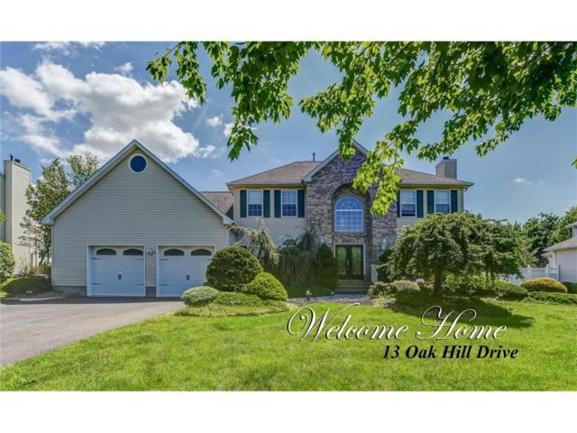 13 Oak Hill Drive, Monroe, NJ 08831 (MLS #1717962) :: The Dekanski Home Selling Team