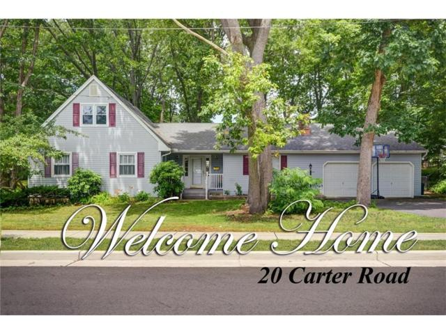 20 Carter Road, East Brunswick, NJ 08816 (MLS #1719469) :: The Dekanski Home Selling Team