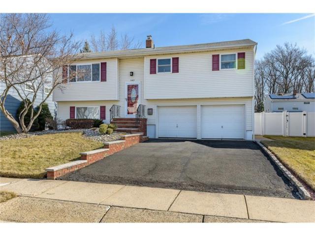 142 Harrison Avenue, Colonia, NJ 07067 (#1818442) :: Daunno Realty Services, LLC