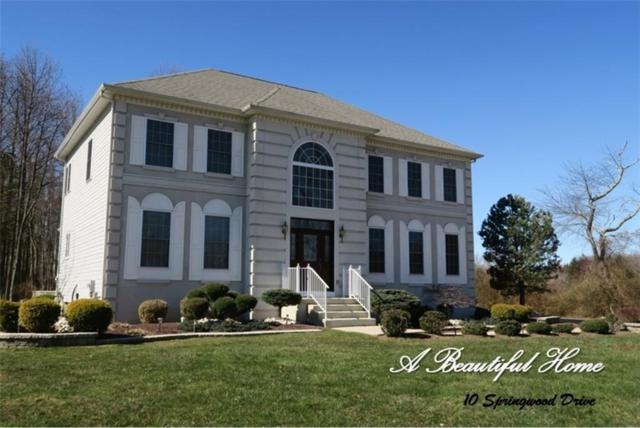 10 Springwood Drive, Monroe, NJ 08831 (MLS #1820638) :: The Dekanski Home Selling Team