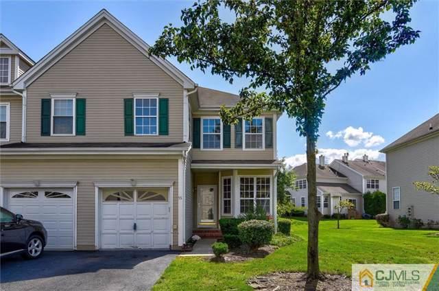 55 Woods Edge Court #506, Sayreville, NJ 08859 (MLS #2003338) :: Vendrell Home Selling Team