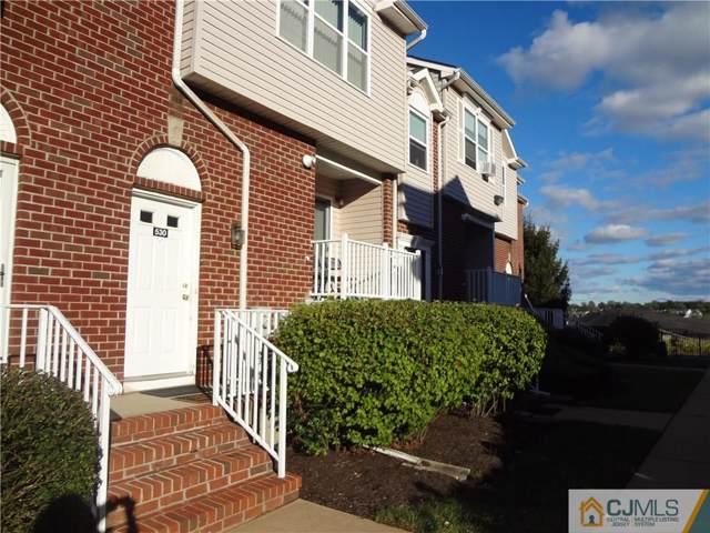 530 Great Beds Court #530, Perth Amboy, NJ 08861 (MLS #2004568) :: REMAX Platinum
