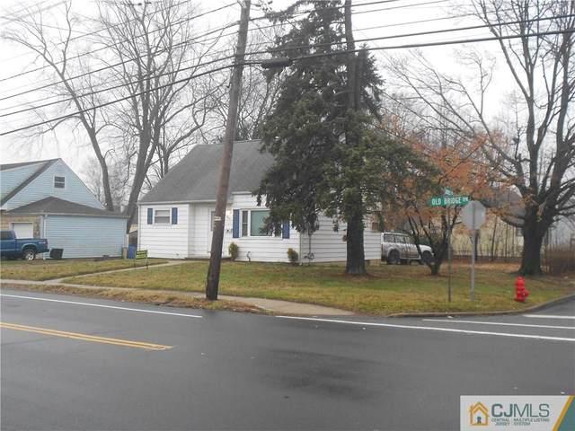 995 Oldbridge Turnpike, East Brunswick, NJ 08816 (MLS #2011600) :: William Hagan Group