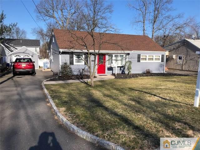 174 S Hill Road, Colonia, NJ 07067 (#2012111) :: Daunno Realty Services, LLC