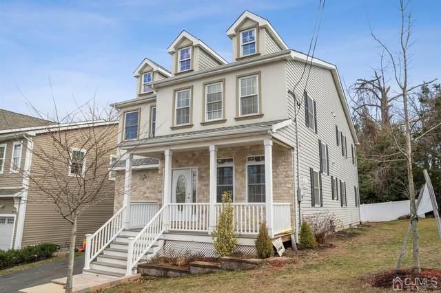 38-B Hampton Street, Metuchen, NJ 08840 (MLS #2012410) :: William Hagan Group