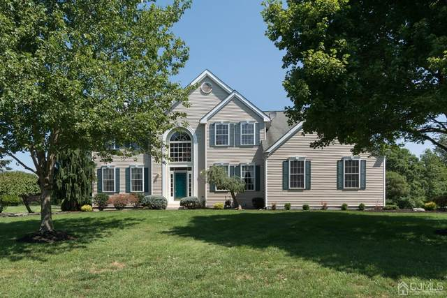 12 Walnut Court, Plainsboro, NJ 08512 (MLS #2102513) :: William Hagan Group