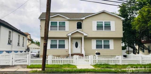 25 Hayward Avenue, Carteret, NJ 07008 (MLS #2106294) :: Provident Legacy Real Estate Services, LLC